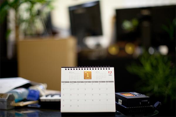 アドビストアカレンダー,adobe