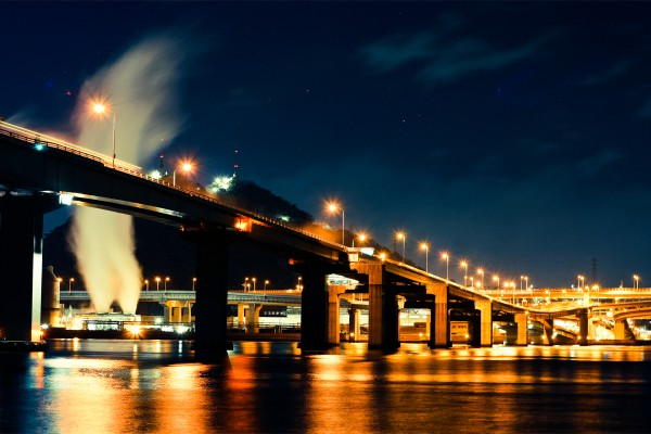 広島夜景坂なぎさ公園