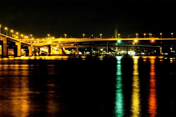 広島夜景海,広島呉道路